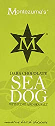 """Innovative British chocolate Natural flavourings Free from gluten Free from colourings, preservatives and GM Suitable for vegans """"This bar was yet another experiment that was tested to great aplomb at a festival we attended. We think of our bars as a..."""