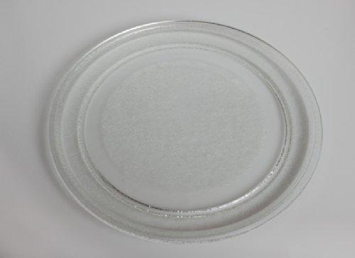 daniplus© Drehteller, Glasdrehteller, Mikrowellendrehteller Ø 245 mm, ohne Fuß passend wie LG 3390W1A035D