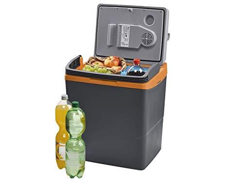 Crivit Elektrische koelbox koeler auto koelkist sigarettenaansteker 230 V warmhoudbox 30 L