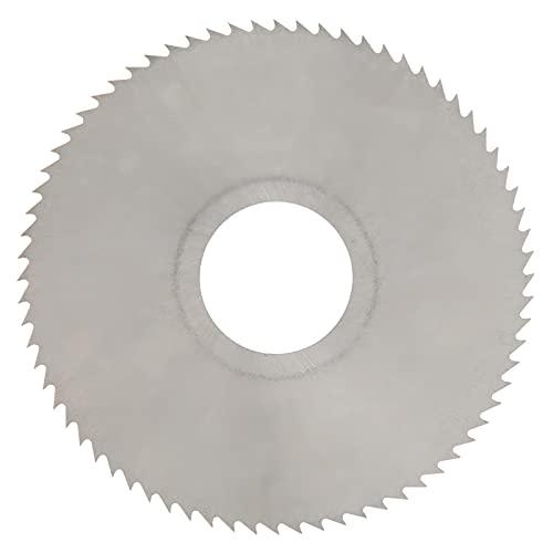 AMONIDA Disco da Taglio, Accessori industriali Lama per Sega Circolare 75 x 1 x 22 mm per Il Taglio di Metalli