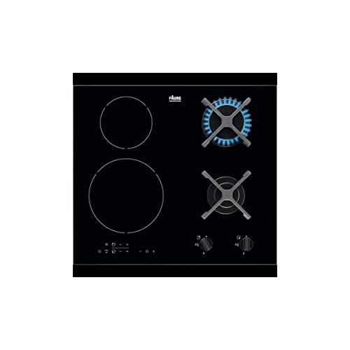 avis plaque de cuisson mixte gaz induction professionnel Gamme de mélange Fauré FGN68468BA – Gamme 4 brûleurs / 2 booster