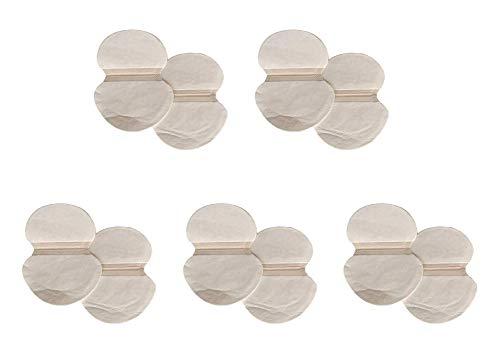 Achselhöhlen- Einlage, nicht wiederverwendbar, 5 Paare (groß: 120mm)