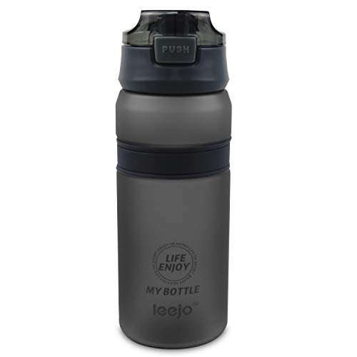 CX&LL Botella de Agua Deportiva 700ml, Adultos/Niños Bottle, Bidon de Bebidas Plástico...