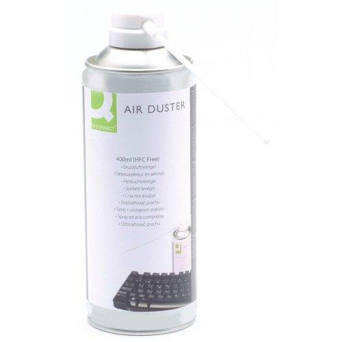 Q-Connect Aire A Presión Para Limpieza General 400 Ml