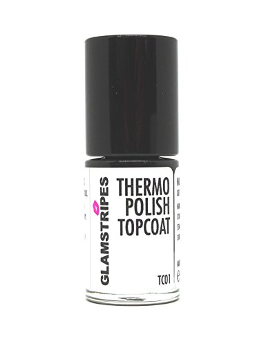 TOP COAT THERMO NAGELLACK by GLAMSTRIPES - KEIN UV