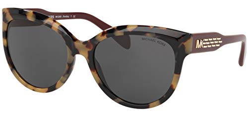 Michael Kors Damen 0MK2083 Sonnenbrille, Vintage Tortoise, 57