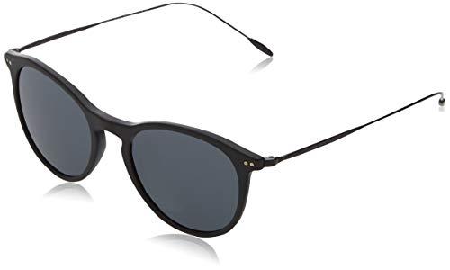 Armani heren 0ar8108 zonnebril, zwart (mat zwart), 51