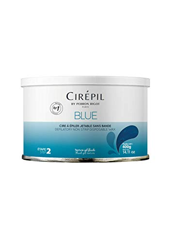 Cirepil The Original Blue Wax by Perron Rigot - Tin, 400g/14.11 oz.