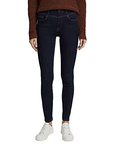 ESPRIT Damen 120EE1B320 Jeans, Blue Rinse, 29/32