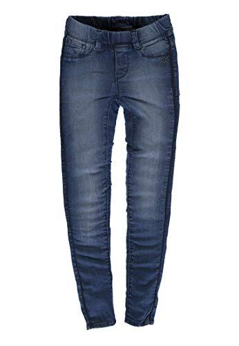 Lemmi Mädchen Jeggings Girls Slim Jeans, Blau (Blue Denim|Blue 0013), (Herstellergröße: 116)