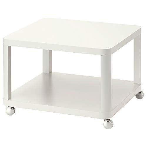 IKEA.. 202.959.25 Tingby Beistelltisch auf Rollen, Weiß