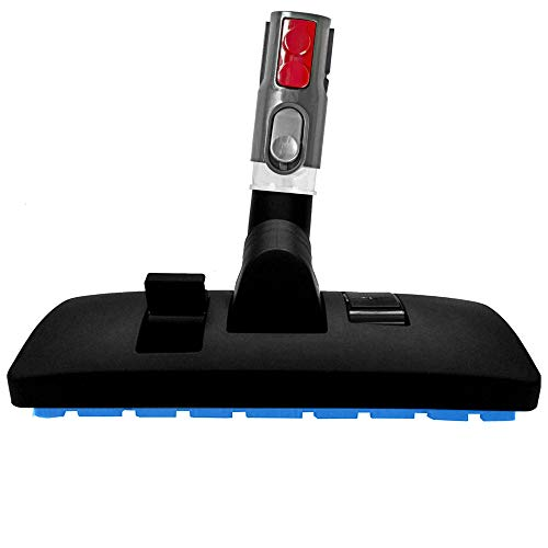 Maxorado Staubsauger Düse Kombidüse kompatibel mit Dyson V8 V7 V10 SV10 SV11 V11 Staubsaugerdüse Bodendüse für Teppich Parkett umschaltbar Kombibürste Staubsaugerbürste