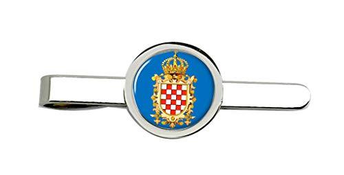 Giftshop UK Vereinigtes von Kroatien Krawatte Clip