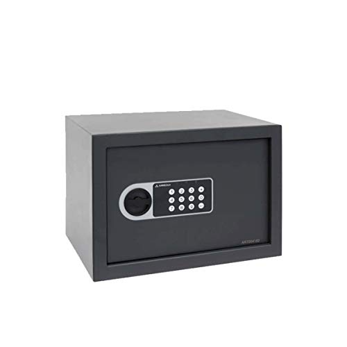 CAJA FUERTE SOBREPONER ELECTRICA 170X230X170 PREMIER 16501-50
