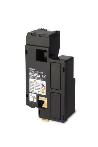 Epson C13S050672 AL-C1700/C1750/CX17 series Tonerkartusche schwarz Standardkapazität 0,7K
