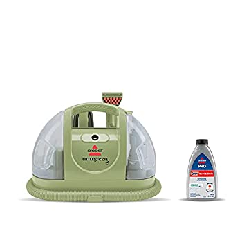 Bissell Multi-Purpose Portable Carpet and Upholstery Cleaner 1400B Green