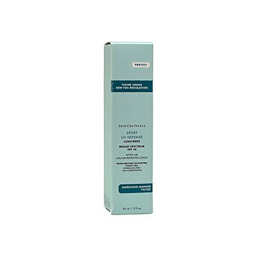 Skinceuticals Sport UV Defense Active Use Broad-spectrum UVA/UVB Sunscreen Lotion SPF 50, 3fl oz