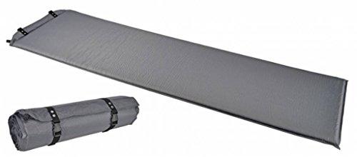 Luftmatratze selbstaufblasend Isomatte 188x55x3,8cm