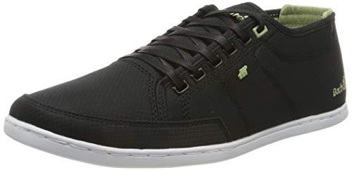 Boxfresh Herren Sparko Sneaker, Schwarz (Black/Black Blk/Blk), 43 EU