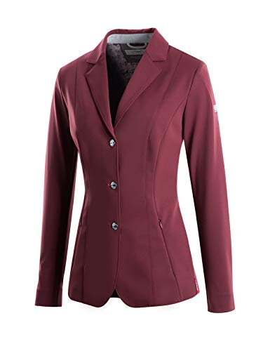 Animo Damen Jacket Turnierjacket LUD Amaranto (D38/I44)