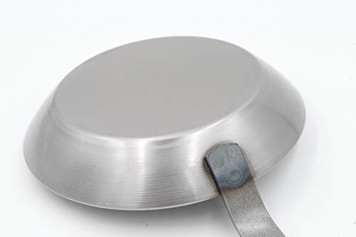 Product Image 5: Matfer Bourgeat Black Carbon Steel Fry Pan, 9 1/2″