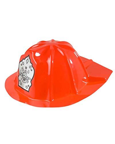 Horror-Shop Casque de pompier pour enfants