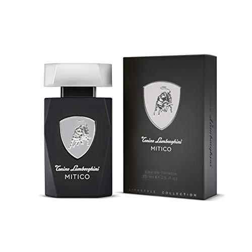 Tonino Lamborghini • MITICO Eau de Toilette Spray 75 ml / 2.5 fl.oz. • Ein Duft für Männer aus der Kollektion Lifestyle
