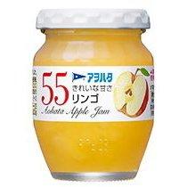 アヲハタ 55 ジャム リンゴジャム 150g