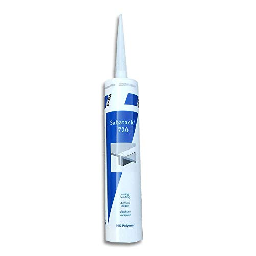STARK Sabatack® 720 MS Polymer Kleber Dichtmasse Kartusche Farbe WEISS RAL 9003