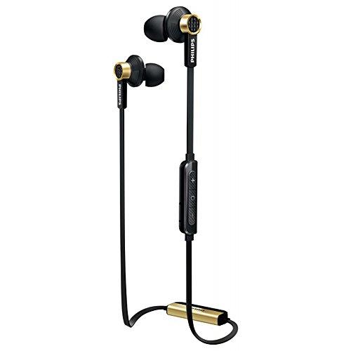 PHILIPS TX2BT Bluetoothイヤホン カナル型 ブラック TX2BTBK 【国内正規品】