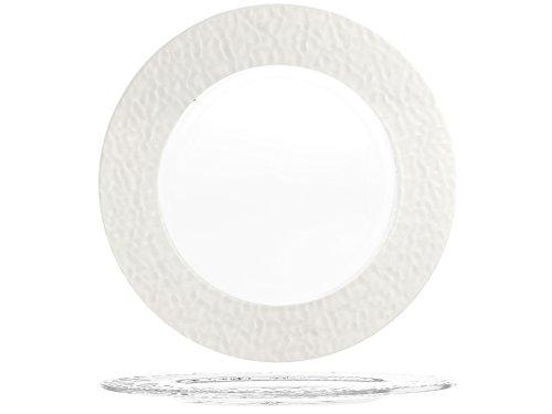 Pasabahce Sottopiatto Grace Cm 35 Bianco Latte