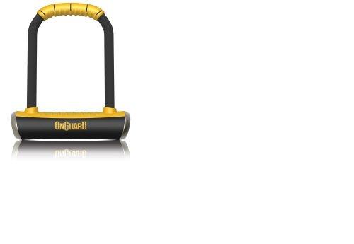 ONG: 8001 Brute STD U-Lock 4.37'x7.96' W/X4 Lock