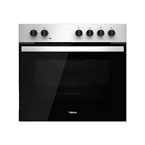 Teka 111280000 Conventionele oven HBE435MESS 72 l 2550 W A roestvrij staal, roestvrij staal