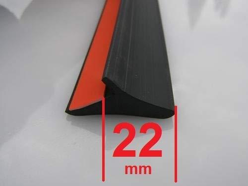 Kotflügelverbreiterung TREKFINDER universal: 1 Stück / 22 mm breit / 150 cm lang