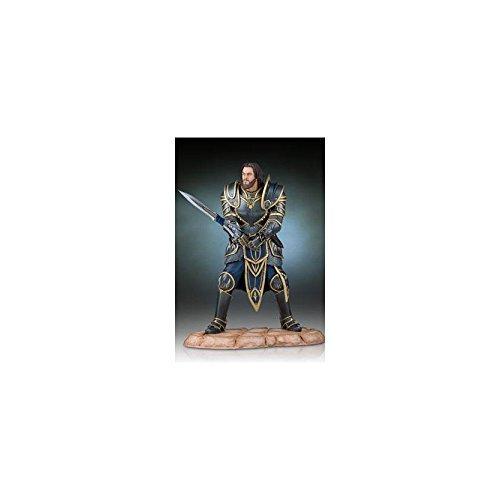 Warcraft Movie Lothar Statue by Warcraft