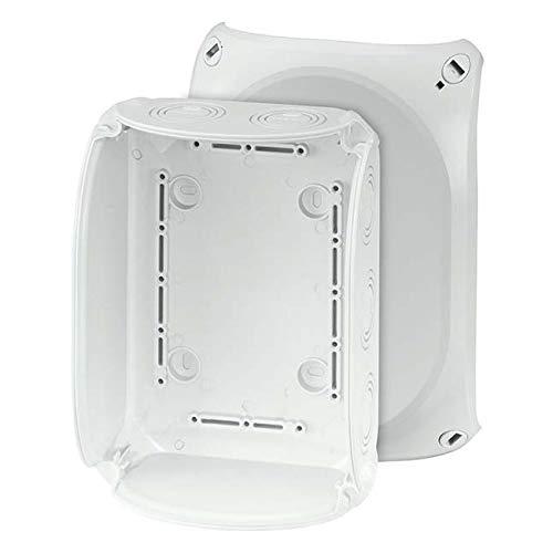 Preisvergleich Produktbild Hensel Kabelabzweigkasten KF 1600 G bis 16 o.Klemme Dose,  Gehäuse für Montage auf der Wand / Decke 4012591121916
