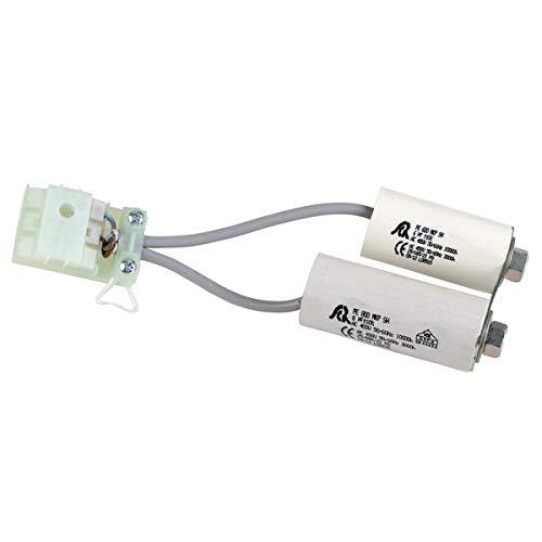 Atlantic - Condensador 14 mF - : 060075