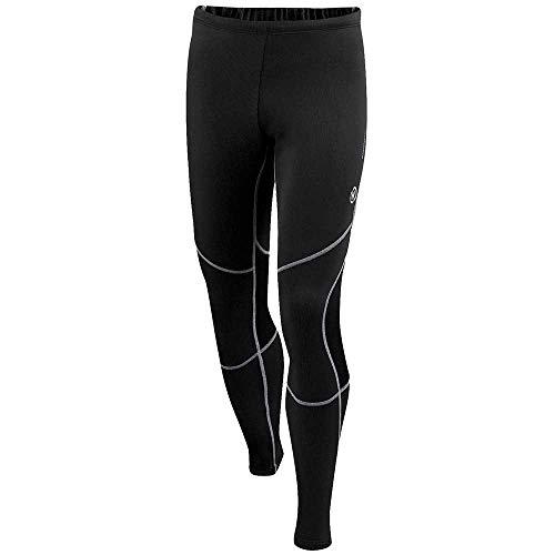 Damart Sport Activ Body 3 Collant Femme, Noir, FR (Taille Fabricant : XL/XXL)