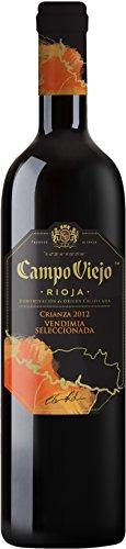 Campo Viejo Rioja Crianza Vendimia Seleccionada Vino, 750 ml