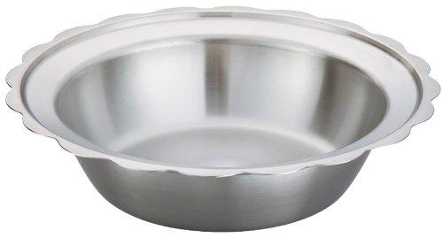 中尾アルミ製作所 キングデンジ『菊型しゃぶ鍋(うどんすき) 33cm(D-17)』