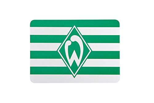 Werder Bremen SV Frühstücksbrettchen Brettchen Raute Streifen