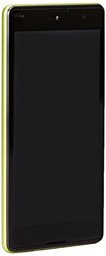Wiko Robby Smartphone Dual SIM, 16 GB, Giallo