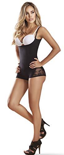 Shapewear & Fajas Women Light Shaper Thermal Hip Hugger Shapewear Body Shaper Bodysuit for Women USA Beige