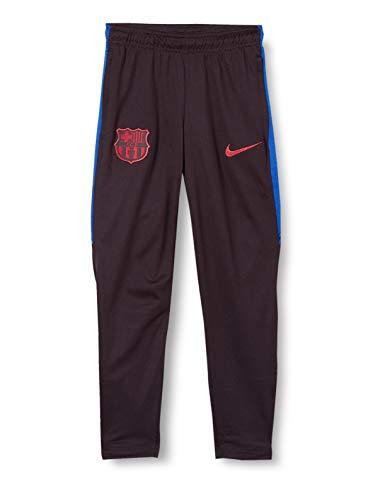 Nike Kinder Barcelona Strike Trainingsanzug, Lyon Blue/Lyon Blue/Noble Red, XS