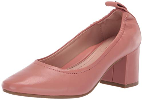 Taryn Rose Women's Savannah Pump, Dusty Rose, 10 M Medium US