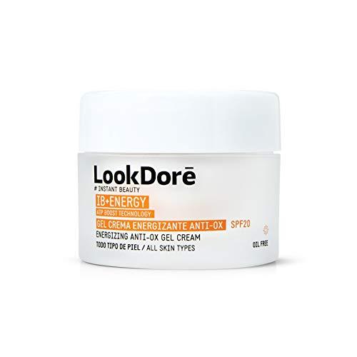 Look Dore Ib+Energy Gel Cream Antioxidante Spf20 50 Ml - 50 ml