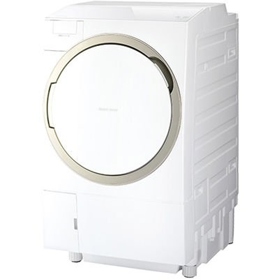 東芝 ドラム式洗濯乾燥機(ヒートポンプタイプ) 左開きタイプ インテリアホワイト 9kg TW-96A3L(W) TW-117X3L(WW)