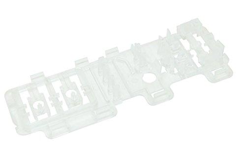 Genuine BEKO DCU7230 DCU8230 Tumble Dryer Light & Button Frame