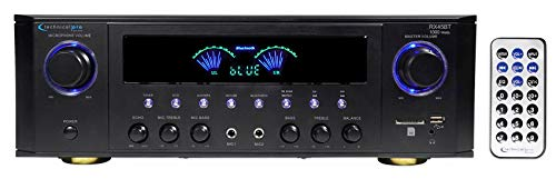 Technical Pro RX45BT Home Theater Receiver 1000w Amplifier Bluetooth USB+Remote