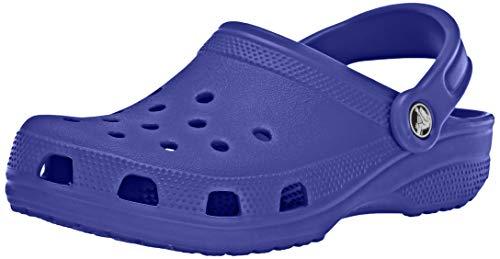 Crocs Unisex-Erwachsene Classic 10001-405 Clogs, Blau (Cerulean Blue), 38/39 EU